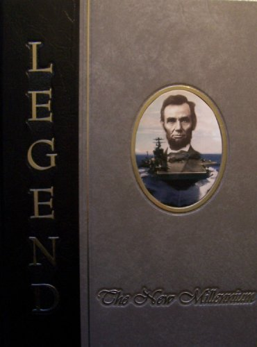Legend: USS Abraham Lincoln, 2001 : The New Millennium (CVN 72): CDR Avgi Ionnidis