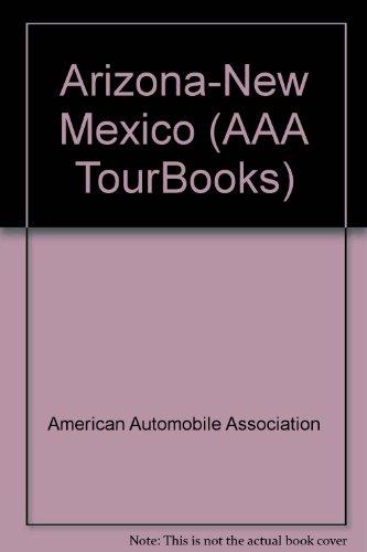 9780749529154: Arizona-New Mexico (AAA Road Map)