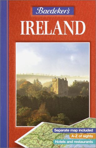 Ireland: AA Publishing Staff; Baedekers Guides Staff