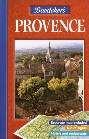 Baedeker's Provence: Baedeker Guides