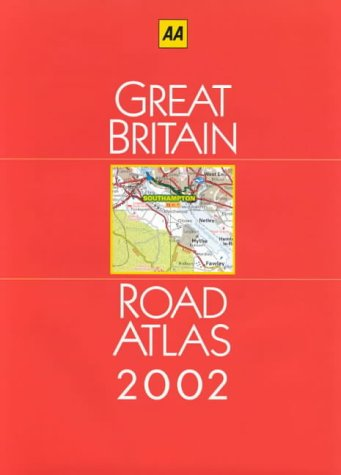 9780749529697: Great Britain Road Atlas 2002