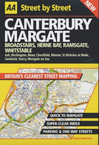 9780749531713: Canterbury, Margate, Broadstairs, Herne Bay, Ramsgate, Whit