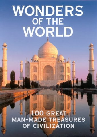 Wonders of the World (0749531886) by Richard Cavendish; Rosemary Burton