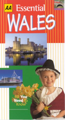 9780749531942: Essential Wales (AA World Travel Guides)