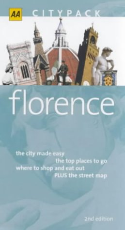 9780749532246: Florence (AA Citypacks)