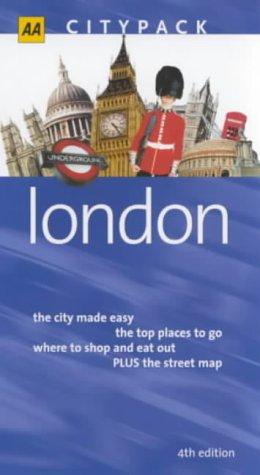 9780749532260: London (AA Citypacks)