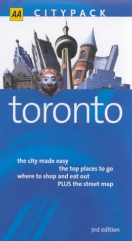 9780749532345: Toronto (AA Citypacks)