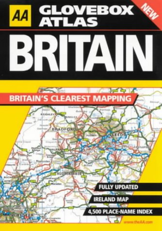 9780749532529: Britain (AA Glovebox Atlas)