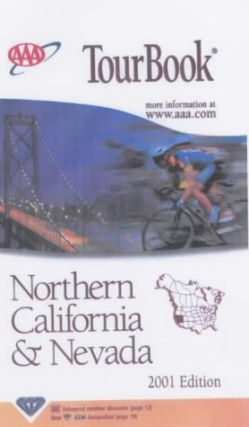 9780749533274: Northern California-Nevada (AAA TourBooks)