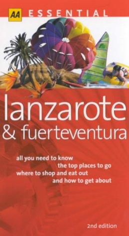 9780749534684: Essential Lanzarote and Fuerteventura (AA Essential)