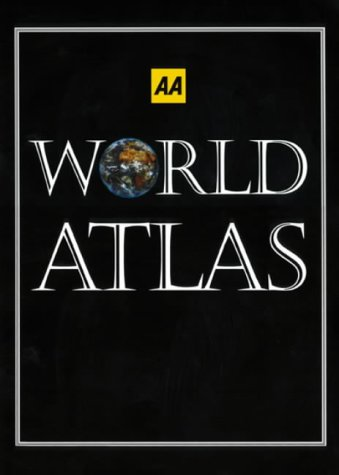 9780749535100: World Atlas (AA Atlases)