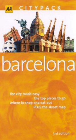 9780749535667: Barcelona (AA Citypacks)