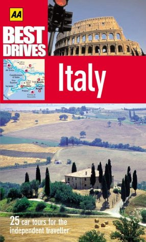 9780749536336: Best Drives Italy (AA Best Drives)