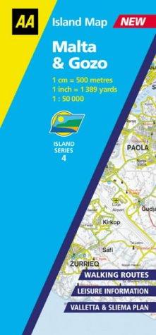 9780749537890: Malta and Gozo