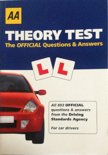 9780749538118: AA Theory Test: The official questions and answers