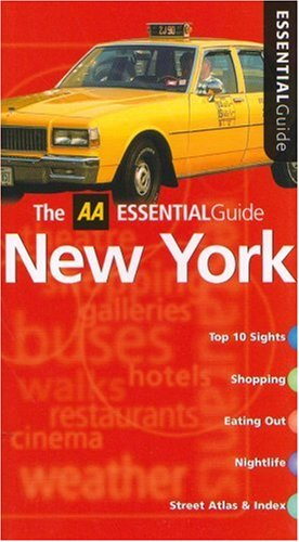 9780749539580: Essential New York (AA Essential)
