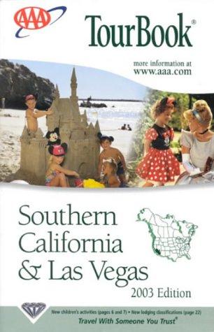 9780749541552: AAA Tourbook Southern California, Las Vegas