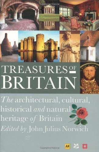 9780749542269: AA Treasures of Britain