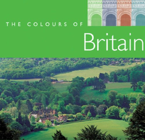 9780749542368: The Colours of Britain (AA Colours of...)