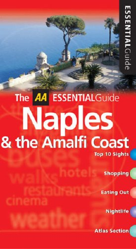9780749543150: AA Essential Naples (AA Essential Guide)