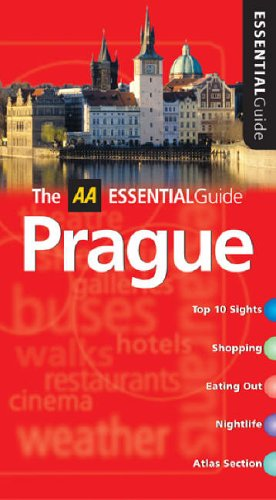Aa Essential Prague (Essential Guides)