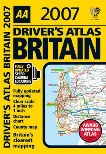 9780749548759: AA Driver's Atlas Britain (AA Road Atlases)