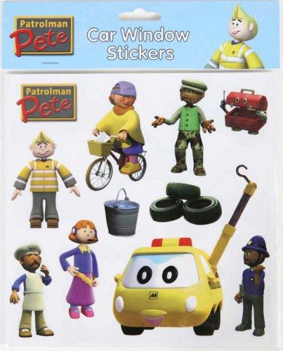 9780749549015: AA Patrolman Pete: Window Stickers