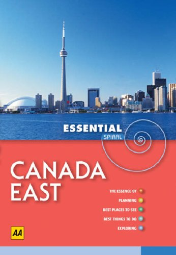 9780749549466: AA Essential Spiral Canada East