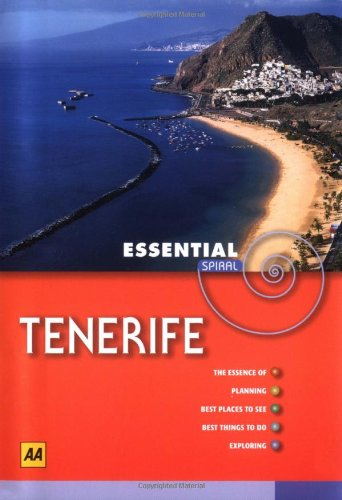 9780749549688: AA Essential Spiral Tenerife (AA Essential Spiral Guides)