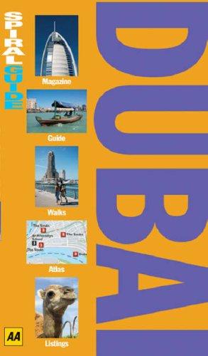 9780749549961: AA Spiral Guide Dubai (AA Spiral Guide)