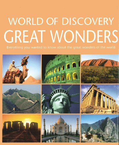 9780749550066: World of Discovery: Great Wonders