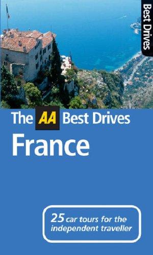 AA Best Drives France: Publishing, AA