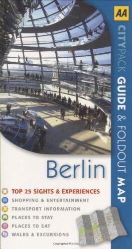 9780749550844: AA CityPack Berlin (AA CityPack Guides)