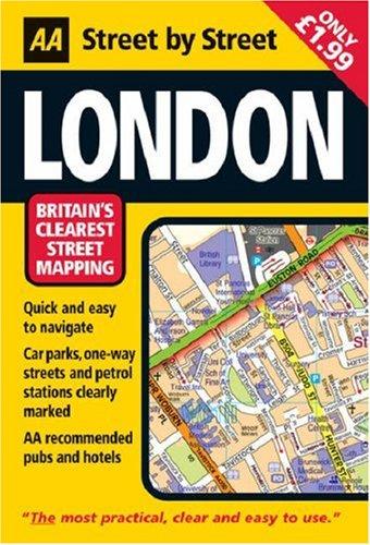 9780749551889: AA Street by Street: London