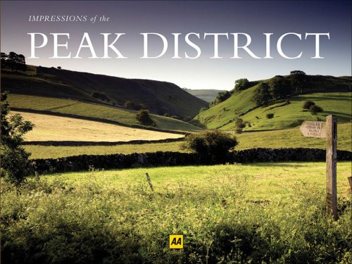AA Impressions of the Peak District (AA Impressions Series) (AA Impressions of Series): AA ...