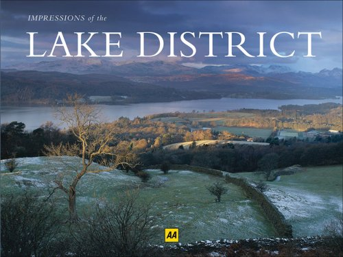 9780749552114: AA Impressions of the Lake District (AA Impressions Series) (AA Impressions of Series)