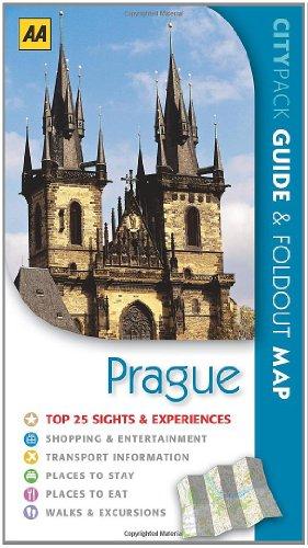 9780749552497: Prague