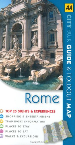 Rome (AA CityPack Guides): AA Publishing