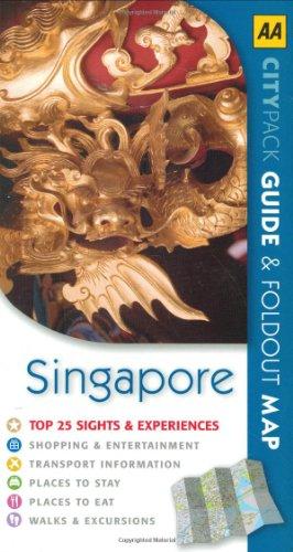 Singapore (AA CityPack Guides): AA Publishing