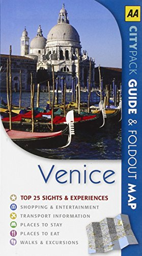 9780749552527: Venice (AA CityPack Guides) (AA CityPack Guides)