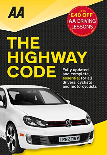 9780749552572: AA the Highway Code (AA Driving Test Series)