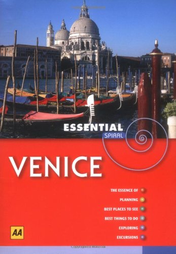 Venice (AA Essential Spiral Guides): AA Publishing