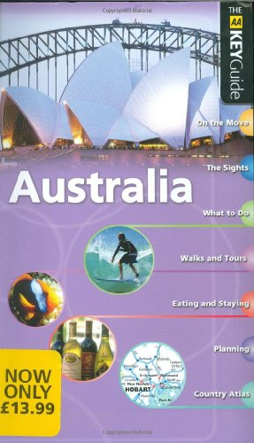 9780749553814: Australia (AA Key Guide) (AA Picture CD)