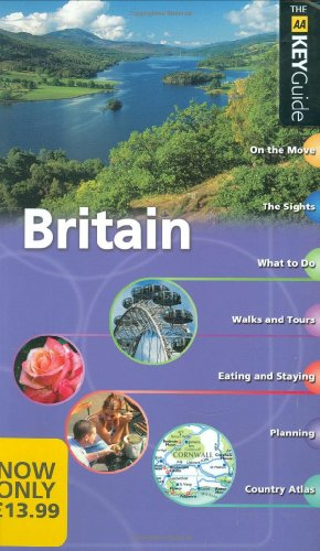 Britain (AA Key Guide) (AA Key Guide): AA Publishing