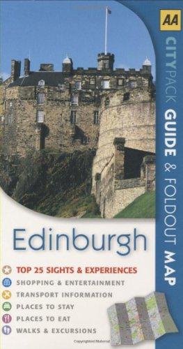 Edinburgh (AA CityPack Guides): AA Publishing