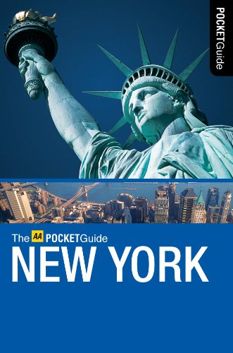 9780749555276: New York - The AA Pocket Guide
