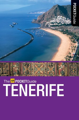 9780749555337: tenerife: the aa pocket guide