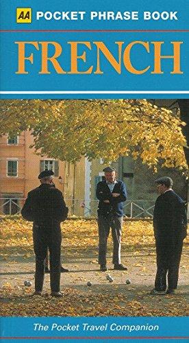 9780749556648: Pocket Phrasebook French