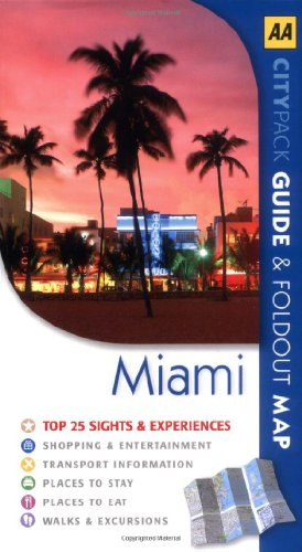9780749557041: Miami (AA CityPack Guides)