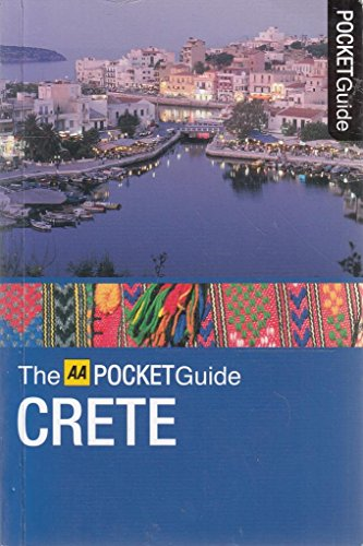 9780749557539: AA Pocket Guide Crete
